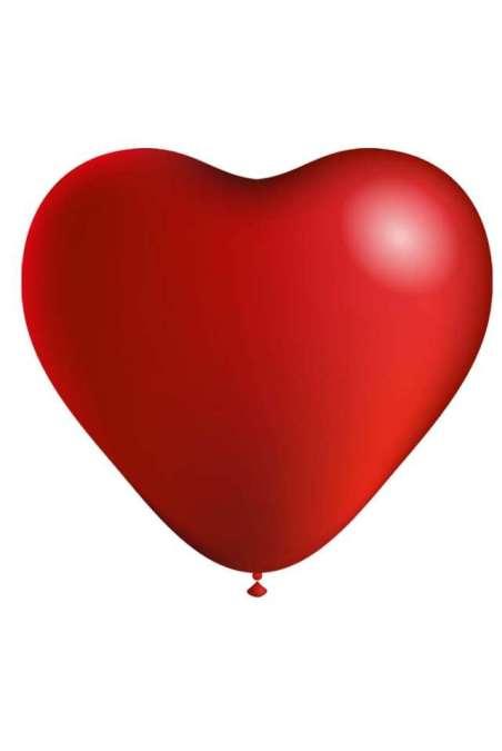 Corazón globo