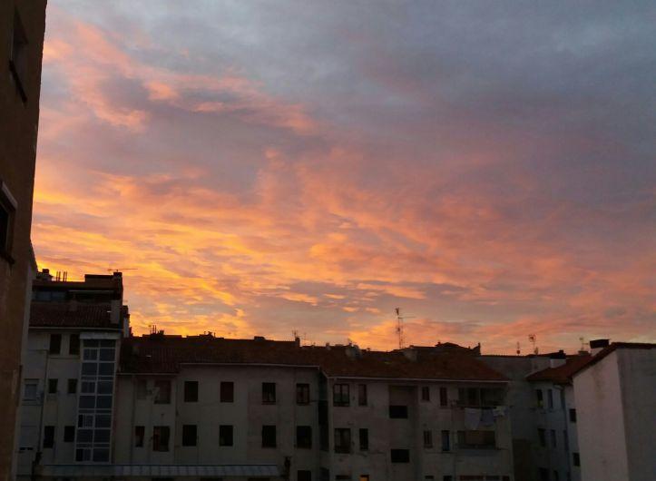 El amanecer Foto Susana Aragón Fernández