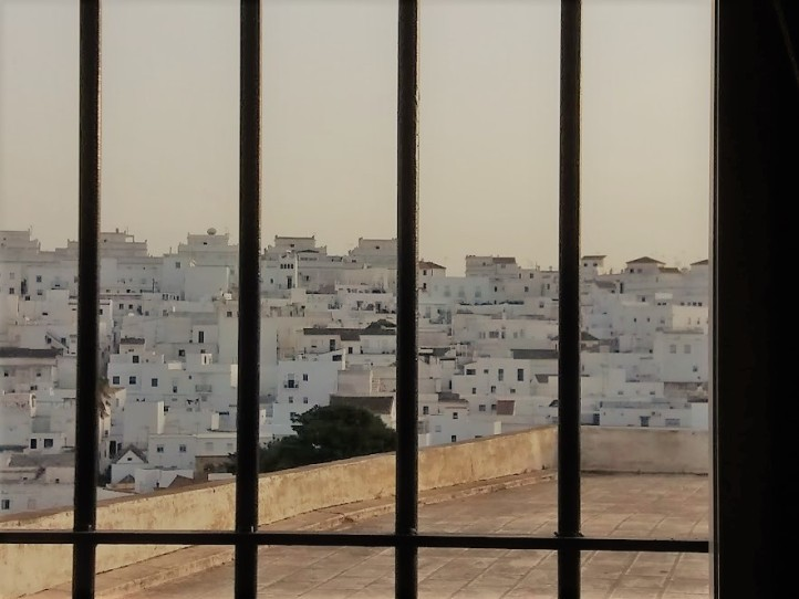 Cádiz barrotes - Sahara
